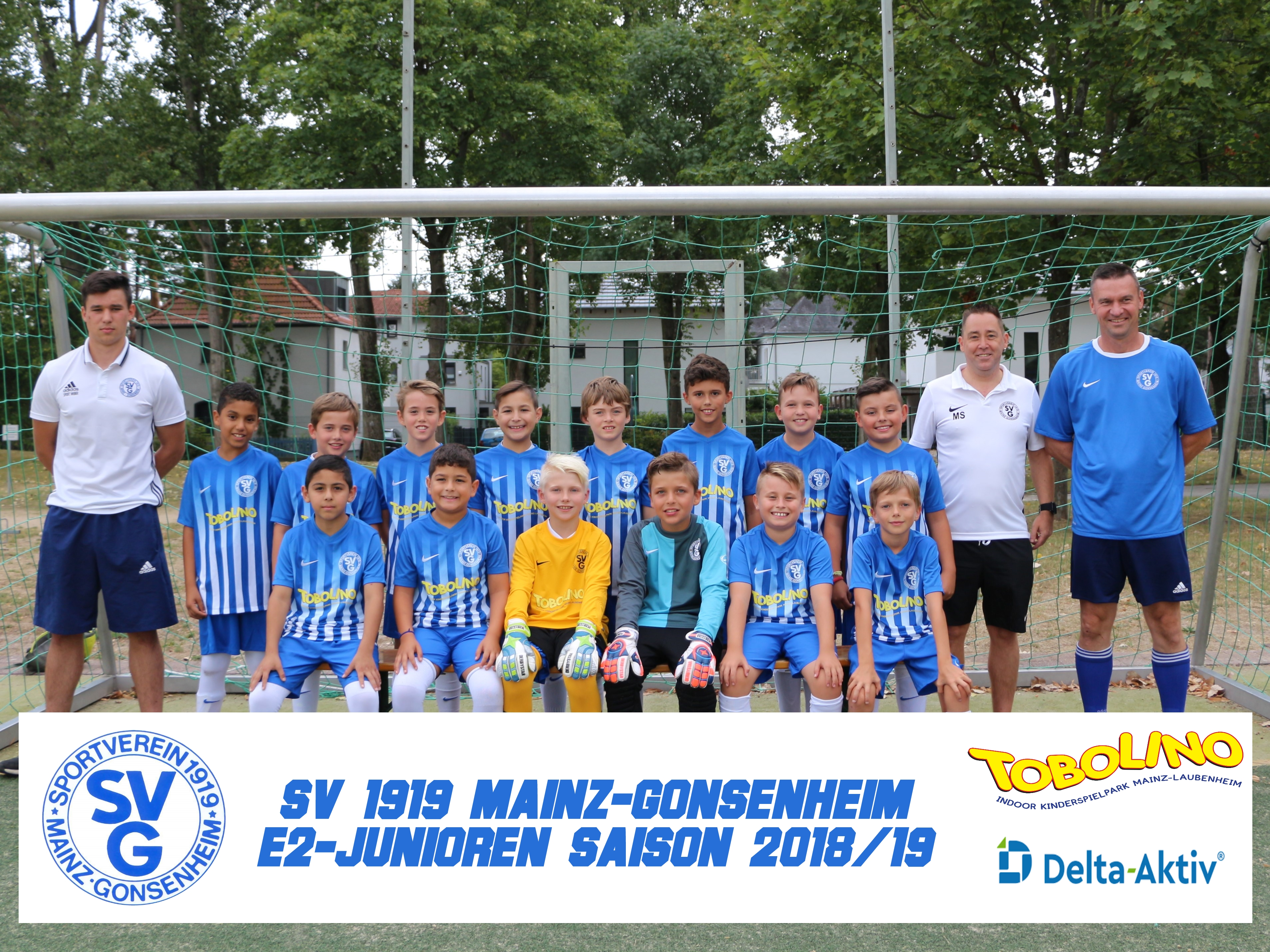 SVG E2-Junioren Saison 2018/19